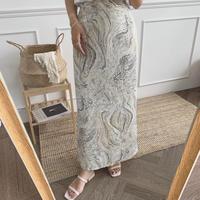 オリジナルニュアンスタイトスカート