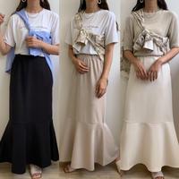 ボンディングマーメイドスカート
