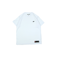 DRY TEE W Patch [WHITE]
