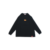 BLAZZ by IRA HEAVY L/S TEE [BLACK]