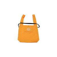 SMOKE ISLAND 2WAY BIG TOTE BAG [ORANGE]