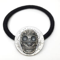 BF CONCHO SKULL SILVER / BFコンチョスカル SILVER