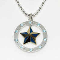 STAR  CIRCLE PENDANT / スターサークルペンダント