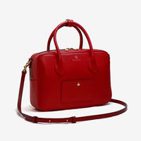 BLEUET M BOSTON BAG / BOX【VINTAGE WINE】