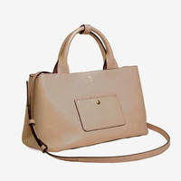 BLEUET M TOTE BAG / MICHELLE【BABY TAUPE】