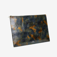 BLEUET CLUTCH BAG / ROMERO【FOREST CAMOUFLAGE】