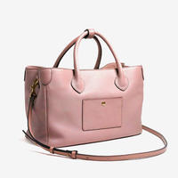 BLEUET M TOTE BAG【BLOSSOM PINK】
