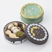 クッキーアソート(丸缶)
