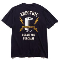 ELECTRIC MOTOR Tシャツ(ネイビー) / ELECTRIC MOTOR TSHIRT  NAVY