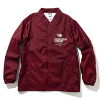 BLOCKHEAD MOTORS ナイロンジャケット(バーガンディ) / Nylon jacket BURGUNDY