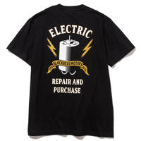 ELECTRIC MOTOR Tシャツ(ブラック) / ELECTRIC MOTOR TSHIRT BLACK