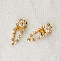 pearl and stone big clip