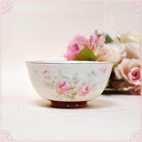 プラン・ド・パリ キャサリン ロゼ 和心 志野茶碗