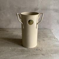 """Haws cylinder vase """"Cream""""(ホーズ・シリンダー ベース """"クリーム""""1.5L)"""