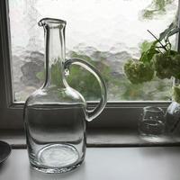 Handmade Glass Bottle (ハンドメイド ガラスボトル)*チョイキズ品