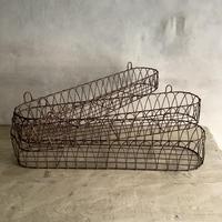 Multipurpose Iron Basket 3 Stacking Set(マルチパーパス・アイアンバスケットセット)
