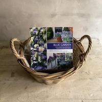 "Blossom's Original Consept Garden Basket set ""Blue"" (ブロッサムオリジナル・コンセプトガーデン・バスケットセット)""ブルー"""