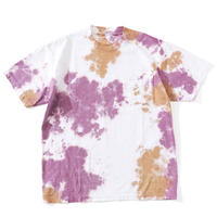 IFNi × 1LDK COFFEE DYE S/S T-SHIRT/PURPLE