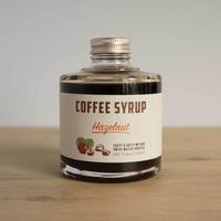[IFNi ROASTING & CO.]COFFEE SYRUP/HAZELNUT (CAFFEINE FREE)