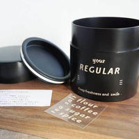 [IFNi ROASTING & CO.]CANISTER SHORT 「REGULAR」