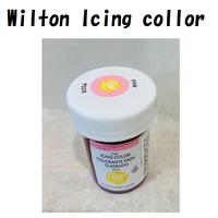 ウィルトン アイシングカラー ピンク28g