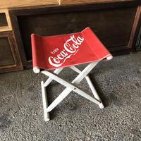 コカコーラ、折りたたみチェア 19870001