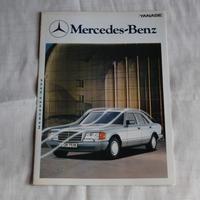 19100043 Mercedes-Benz カタログ