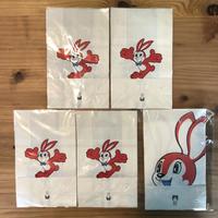 エスエス製薬、紙袋7枚セット  1980011
