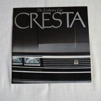 19100024 TOYOTA CRESTA カタログ