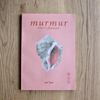 mur mur magazine for men 4号