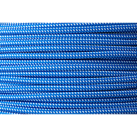LINEME | CABLE | Blue × White (Dot)〔Color95〕@2m