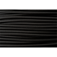 LINEME | CABLE | Solid Black〔Color01〕@2m