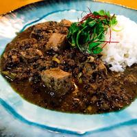 黒麻婆豆腐咖哩 by 宮城curry 【3食入り】