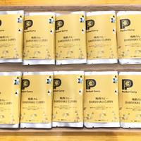 Pocket Curry 【カレー細胞プロデュース】10食+1食おまけセット