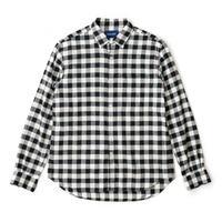 Good neighbors Point Collar Shirts -BLOCK-
