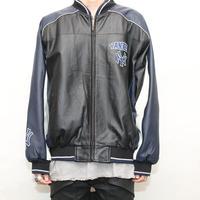 New York Yankees Leather Stadium Jacket