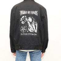 """Dickies """"Cradle Of Filth"""" Custom Eisenhower Jacket"""