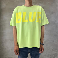 "BIG  T-SHIRT ""BIG BLUE""【LIME-LEMON】/ BS-BCSP01-LM-LE"
