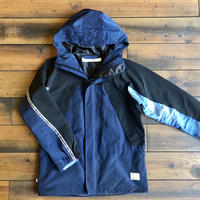 MOUNTAIN PARKA 【NAVY×BLACK】 / BS-S4-JK02-NVBK