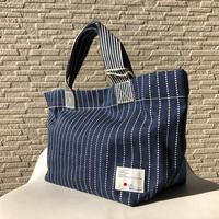 RANDOM DENIM TOTE BAG 【small】/ AC24
