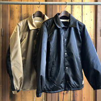 COACH JACKET【BLACK】/  BS-S4-JK01-BK