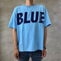 "BIG  T-SHIRT ""BIG BLUE""【SAX-NAVY】/ BS-BCSP01-SX-NV"