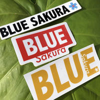 BLUE SAKURA original STICKER / BS-AC28
