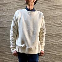 CLASSIC VINTAGE CREW NECK 【WHITE】  / BS-SW04-WH