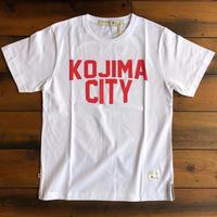 KOJIMA CITY PRINT T-SHIRT 【W-RE】/ BS-CS1-01