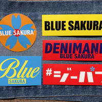 BLUE SAKURA 2020 STICKER / BS-AC30