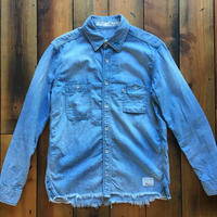 DUNGAREE SHIRT C/O / BS-SH06