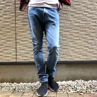 406XXF SUPER LEAN USED【INDIGO】/ BS-DP40