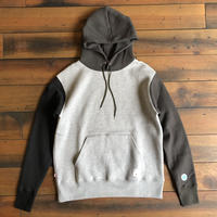 CLASSIC VINTAGE HOODIE【MULCH GRAY】  / BS-SW05-MGR