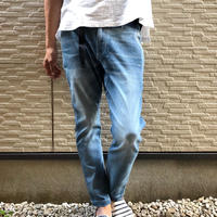 JERSEY DENIM CLIMBING PANTS USED / BS-RDP07